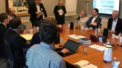 Politisk workshop om bæredygtige flybrændstoffer